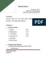 2 Cakul Neoplasma Dr.risono,Sp.S