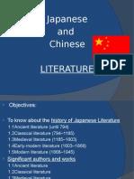 Literature of China And Japan