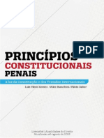 eBook Principios Constitucionais Penais