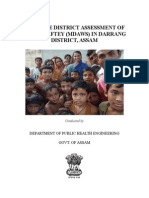 The MDAWS study in Assam