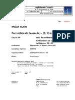 4112.1 - AVP - Courcellas - Avec Eau, 50%