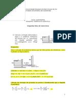 2 Lista de Exercicios15.11.2014 Gabarito