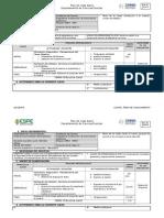 Plan Diario de Clases ICC