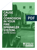 The Cause of Corrosion White Paper