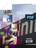 Health and Safety in the Workplace Handbook 2013