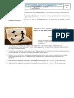 Guía de Refuerzo Lengua Castellana.