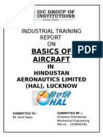 hal report