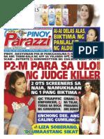 Pinoy Parazzi Vol 8 Issue 136 November 13 - 15, 2015
