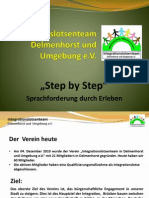 Präsentation Integrationslotsenteam Delmenhorst Und Umgebung e.V.