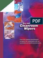 Dry Wipers ISO Class 1-8 En