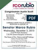 12.2 Rubio Atlanta fundraiser