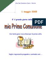 Libretto Messa Comunione - 126
