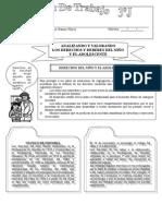 FICHA LOS DERECHOS DEL NINO Y EL ADOLESCENTE.doc