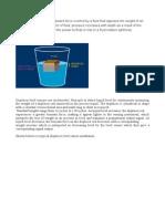 Buoyancy Transmitters