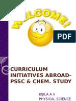 Pssc &Chem Studyppt