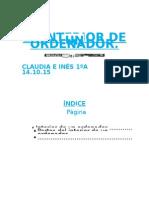 INTERIOR DE UN ORDENADOR