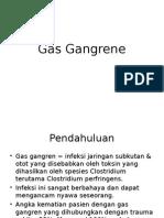Referat Gas Gangren