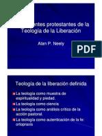 Antecedentes Protestantes de La Teología de La Liberación [Modo de Compatibilidad]