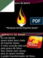 Cerco de Jerico -2015 - Div. Esp. Santo-quinta-feira