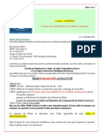 Invitation RELAIS 12-12-2015