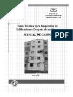 Guía Técnica evaluación de daños