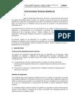 f. Especificaciones Tecnicas Siricha Olleros