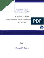 openmp scripts