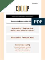 STJLaPam - Anuario de Jurisprudencia 2013