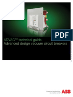 ABB ADVAC Circuit Breaker Brochure