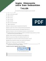 Taller Informatica Séptimo