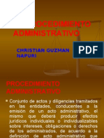 Christian Guzman Napuri El Proced Adm