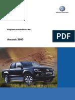 Manual Volkswagen Amarok 2010 Descripcion