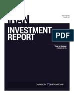 Iran Investment Report April 2015