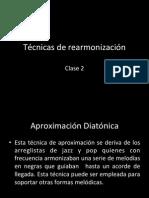 Tecnica de Rearmonizacion 2