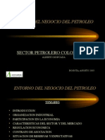 Negocio Del Petroleo
