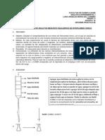 ANALISIS CUANTITATIVO DE ANALITOS MEDIANTE EQUILIBRIOS DE INTERCAMBIO IONICO