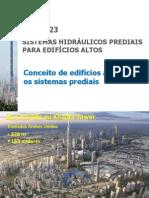 Conceito de Edifícios Altos 2015