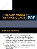 Download The Gap Model of Service Quality by sunil SN28947233 doc pdf