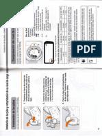 Canos EOS 3000 Manual Instrucciones 009