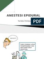 Anestesi Epidural Yuriska