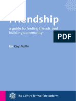 Friendship - a guide to finding friends and building community
