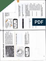 Canos EOS 3000 Manual Instrucciones 022