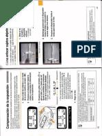 Canos EOS 3000 Manual Instrucciones 024
