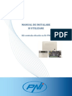 Manual Utilizare Instalare Centrala Efractie Pni 248