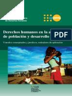 Derechos Humanos y Desarrollo