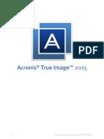 Acronis® True Image™ 2015 ATI2015