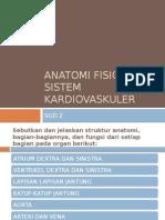 Anatomi Fisiologi Sistem Kardiovaskuler Ppt