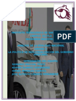 Analisis - Fomento Al Rubro Industrial