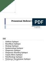 Presentasi Referat Epilepsi