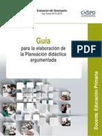 8 Guia Academica Planeacion Didactica Argumentada